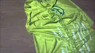 getlinkyoutube.com-Przerabiamy zumbową koszulkę w kobiecy top / How to cut ZUMBA® t-shirt - ZUMBALUDKI.PL