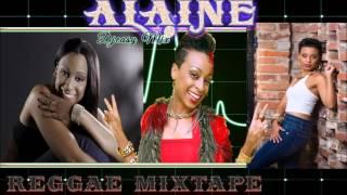 getlinkyoutube.com-Alaine Best Of Reggae Lovers Rock Mixtape mix by   Djeasy