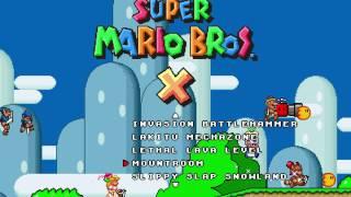 getlinkyoutube.com-Super Mario Bros. X (SMBX) - Battle Mode Showcase
