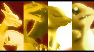 getlinkyoutube.com-Pokemon X Digimon - Charizard Y