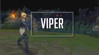 Viper the Rank 1 Challenger NA - Riven Montage