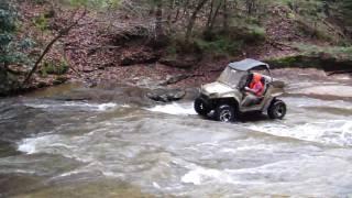 getlinkyoutube.com-Crawling Rocky Waterfall @ Ride Royal Blue