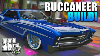 getlinkyoutube.com-GTA 5 Lowrider DLC: Buccaneer Customisation/Drive - Best Looking Lowrider?