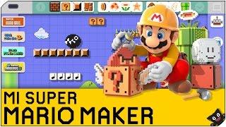 getlinkyoutube.com-#MiSuperMarioMaker 03 - El enemigo mas versatil | Super Mario Maker