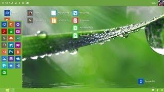 getlinkyoutube.com-تحويل شكل ويندوز 7 إلى ويندوز 9
