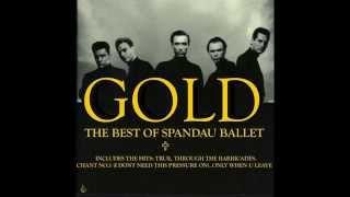 getlinkyoutube.com-Spandau Ballet   Gold Track 1; 2; 3 - With Lyrics