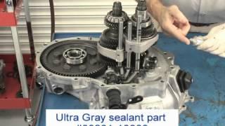 getlinkyoutube.com-Hyundai Transmission Assembly Video
