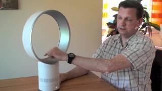 getlinkyoutube.com-Dyson Air Multiplier AM01 - Der etwas andere Ventilator