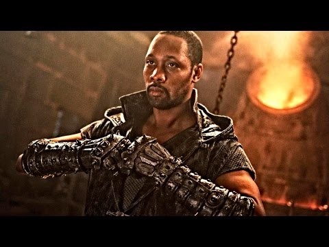 Exklusiv: THE MAN WITH THE IRON FISTS Trailer German Deutsch HD 2012