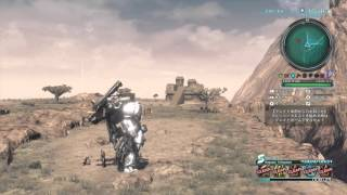 getlinkyoutube.com-Xenoblade Chronicles X's Skells Are Awesome