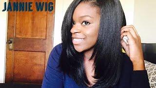 getlinkyoutube.com-Beauty On A Budget | FreeTress Equal Jannie Wig