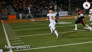 getlinkyoutube.com-HARD HITTING ACTION - Carol City(FL) puts the HURT on Lakeland(FL), 38-7...