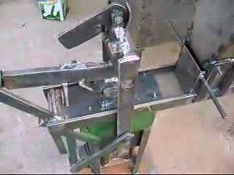prensa máquina para fabricar tijolos ecológicos