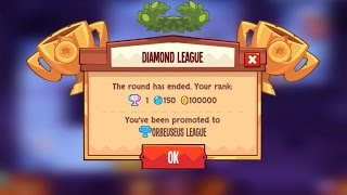 getlinkyoutube.com-King of Thieves PASSING DIAMOND LEAGUE! What Happens Next?