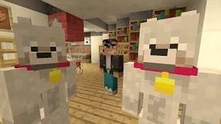 Minecraft Xbox Lets Play - Survival Madness Adventures - SirMinecraftGuy Challenge [102]