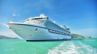 getlinkyoutube.com-Sapphire Princess Cruise, Singapore, Langkawi, Penang, Malaysia - Our first anniversary trip - 4k HD