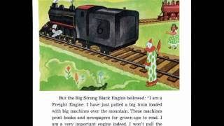The Little Engine That Could - Disney Story