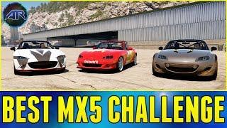 getlinkyoutube.com-Forza Horizon 2 Online : BEST MX5 CHALLENGE!!!