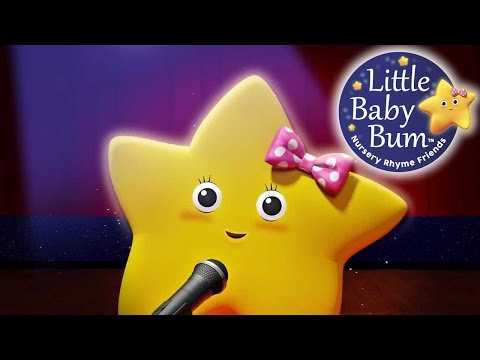 Twinkle Twinkle Little Star - Nursery Rhymes, Traditional Version by Little Baby Bum; HD!