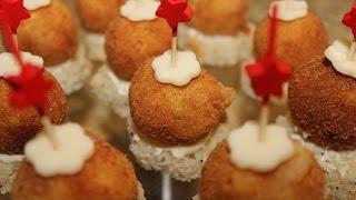 Croquettes de pommes de terre --- كويرات البطاطس الشهية و السهلة