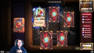 Hearthstone - Best 7 min of my hearthstone life, ever!
