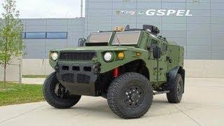 getlinkyoutube.com-TARDEC - Ultra Light Vehicle (ULV) Research Prototype Advanced Testing Phase [1080p]