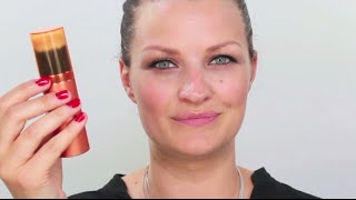 getlinkyoutube.com-Retractable Bronzer Brush | Rich & Healthy Skin by Real Techniques