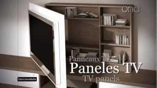 getlinkyoutube.com-Paneles de TV - 08 Panel TV ONA BAIXMOULS
