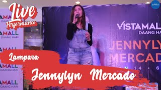 getlinkyoutube.com-Jennylyn Mercado | Lampara Live at Vistamall Daang Hari