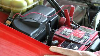 getlinkyoutube.com-How to change your car battery without losing your radio code and dashboard setting. HD