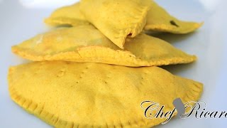 getlinkyoutube.com-Jamaican Beef Patties Recipe from Chef Ricardo Cooking