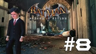 getlinkyoutube.com-Batman Arkham Asylum: Story Mode Playthrough Ep. 8 - Kid Batman!