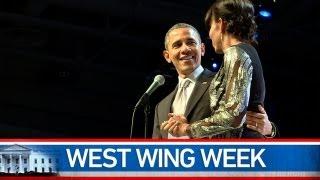 """getlinkyoutube.com-West Wing Week 01/25/13 or: """"Behind the Scenes: Inauguration 2013"""""""