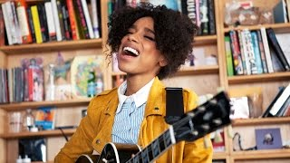 getlinkyoutube.com-Lianne LaHavas NPR Music Tiny Desk Concert