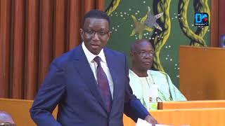 Politique dans l'administration des finances – Amadou Ba raille Ousmane Sonko : « Il a créé son parti alors qu'il était aux Impôts »