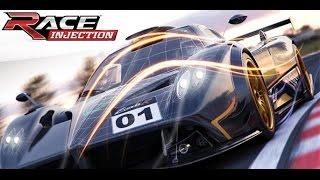 getlinkyoutube.com-Race 07 / Injection / GTR Evolution - Gameplay w/Fanatec GT2 Wheel
