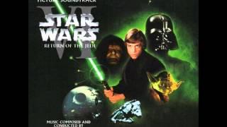 getlinkyoutube.com-Star Wars VI: Return of the Jedi - Luke and Leia