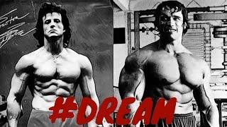 BODYBUILDING MOTIVATION - DREAMS COST NOTHING
