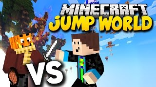 getlinkyoutube.com-WETTSPRINGEN GEGEN PALUTEN - Minecraft: JUMP WORLD