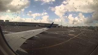 getlinkyoutube.com-JetBlue Embraer 190 Takeoff from St. Maarten!