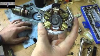 getlinkyoutube.com-how to fix / clean your starter save money rebuild it your self