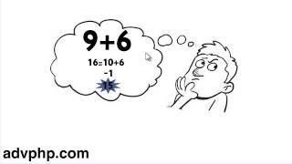 getlinkyoutube.com-سرعة حساب الأرقام(4):جمع اى رقم مع 9 فى ثانيه واحده