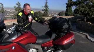 getlinkyoutube.com-Motos Garage Tv : Comparativa Yamaha FJR 1300 A vs BMW K1600 GT