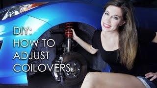 getlinkyoutube.com-HOW TO ADJUST COILOVERS!