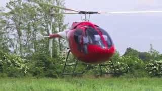 getlinkyoutube.com-A new Helicopter is born...Skyrider by SKT Helicopters SA