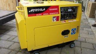 getlinkyoutube.com-Silent Diesel Generator