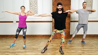 getlinkyoutube.com-Burn Calories With This Dance Party Workout | Class FitSugar