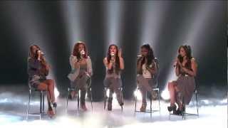 getlinkyoutube.com-Fifth Harmony - Set Fire to the Rain -THE X FACTOR 2012 HD