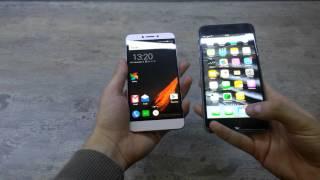 getlinkyoutube.com-Letv LeEco Le x500 1S vs. Iphone 6 plus