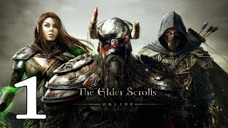 "getlinkyoutube.com-THE ELDER SCROLLS ONLINE | Let's Play en Español | Capitulo 1 ""Una Gran Aventura"""